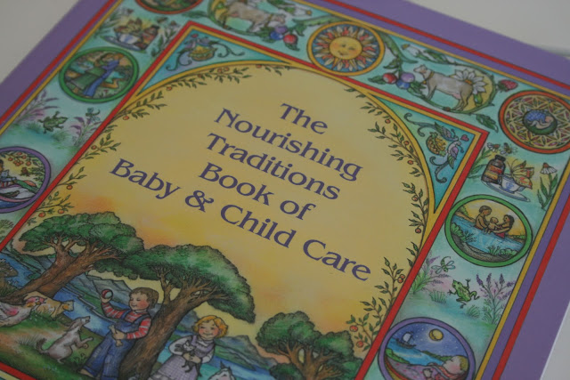 BOKTIPS; THE NOURISHING TRADITIONS BOOK OF BABY AND CHILD CARE