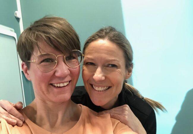 Helene Sandvig i Ingefær podcast