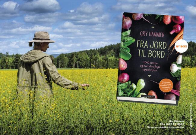 Ny bok er ute! Fra jord til bord